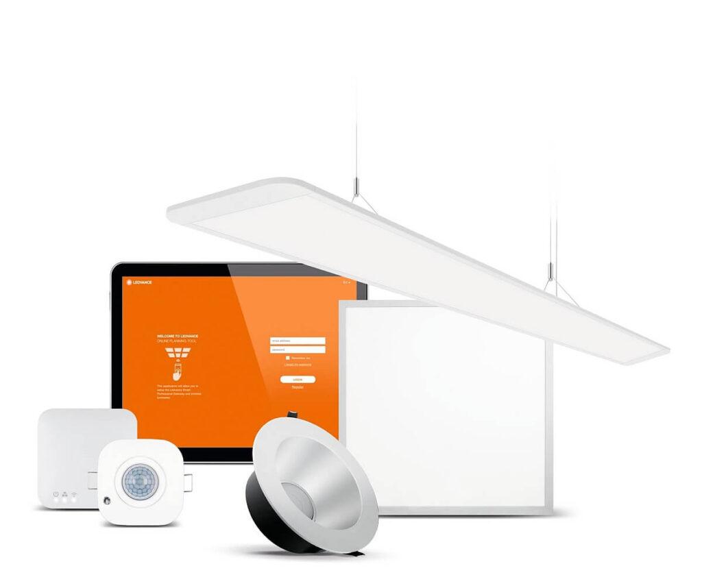 Vivares Zigbee-System von LEDVANCE