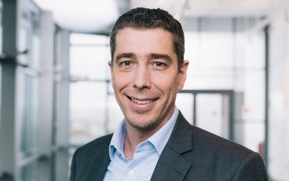 Tobias Metsch, Vertriebsleiter DACH bei LEDVANCE GmbH