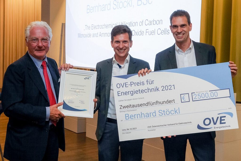 OVE-Energietechnik Preisträger